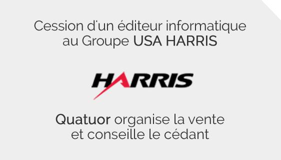 quatuor-harris